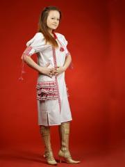 Женское платье - вышиванка ЖП 8-17