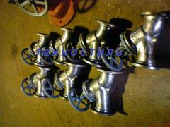 Gate (valve) 13tn2p Du 150
