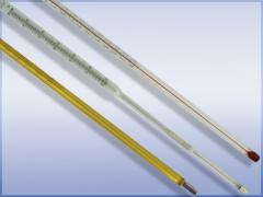 Thermometers for TIN3 oil products