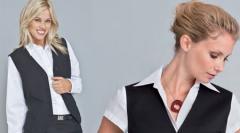 Одежда для персонала отелей - костюмы и жилеты