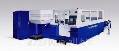 Machines of laser cutting of sheet TRUMPF TCL