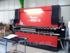 Bending Trumpf Trumabend and Amada machines