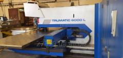 Лазерно-штампувальний верстат Trumpf TC 600L