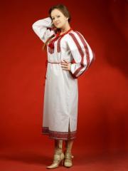 Женское платье - вышиванка ЖП 13-2