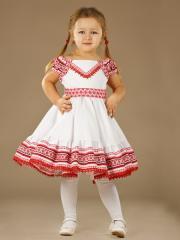 Женское платье - вышиванка ЖП 21-17