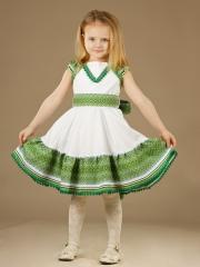 Женское платье - вышиванка ЖП 21-15