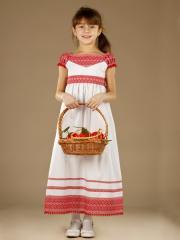 Женское платье - вышиванка ЖП 28-11