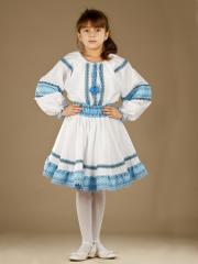 Женское платье - вышиванка ЖП 26-4
