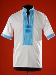 Детская рубашка-вышиванка ЧС 16-12-12s