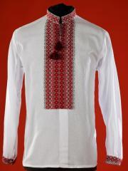 Вышитая сорочка для мальчиков ЧС 2-16s