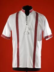 Мужская рубашка-вышиванка детская ЧС 17-16s
