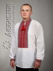 Мужская рубашка-вышиванка ЧС 2-27