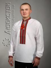 Мужская рубашка-вышиванка ЧС 2-44