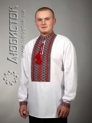 Мужская рубашка-вышиванка ЧС 2-69