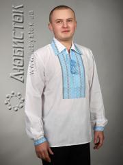 Мужская рубашка-вышиванка ЧС 4-36