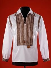 Мужская рубашка-вышиванка ЧС 10-14