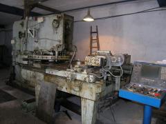 Press K116G (63 ton), 1981