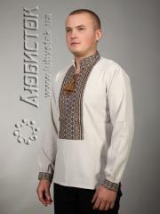 Мужская рубашка-вышиванка ЧС 2-62L
