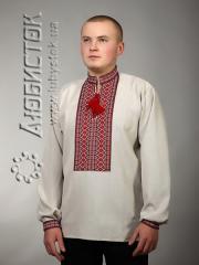 Мужская рубашка-вышиванка ЧС 2-64L