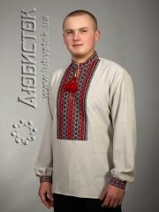Мужская рубашка-вышиванка ЧС 2-69L