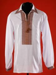 Мужская рубашка-вышиванка ЧС 14-7L