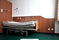 Wide range of medical furniture