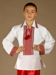 Мужская рубашка-вышиванка ЧС 22-2