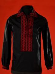 Мужская рубашка-вышиванка ЧС 12-6