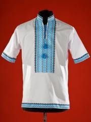 Мужская рубашка-вышиванка ЧС 19-4