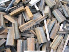 Waste of ferrous metals