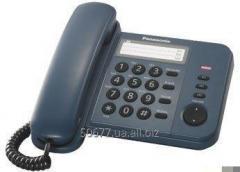 Телефонный аппарат Panasonic KX-TS2352UA-B