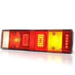 Задні багатофункціональні ліхтарі для вантажівок