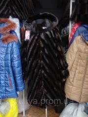 Женская шуба больших размеров 48-62 Код: шуба