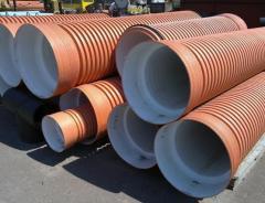 Tubos para desviación de agua