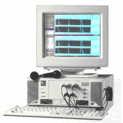 Sonomed-315C an ekhoentsefalograf for diagnostics