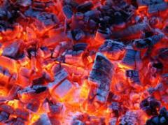 Угли для мангала Киев 10 кг 120 грн