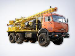 URB-2A2 drilling rigs