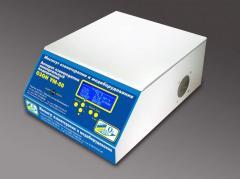 Ozonoterapiya device universal medical