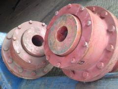 Coupling gear MZ-4