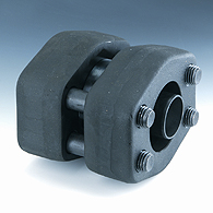 Flange (otbortovanny flange connector of SAE). For