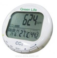 Monitor-datalogger CO2 - AZ-7798, a gas analyzer