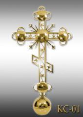 Кресты накупольные КС-01