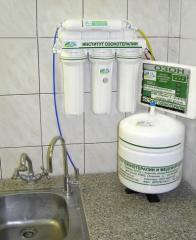 System of purification of SOPV-Oz drinking water ׃