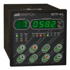 Регулятор микропроцессорный программный  МТР-44