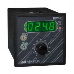 Блок ручного управления аналоговый БРУ-7