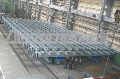 Table of cooling for cooling of preparations of