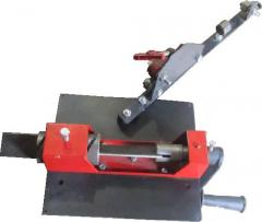 Machine chain-link manual
