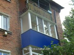 окна балкони винница