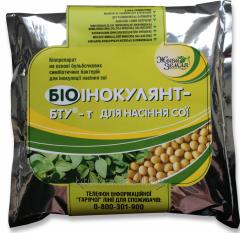 Bioinokulyant-BTU-T - To inoculate the seeds of