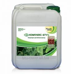 Biokompleks-BTU for bean cultures